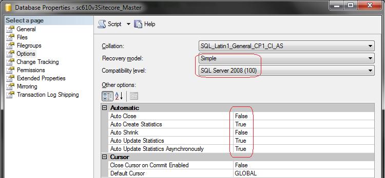 Database Index Tuning - SDN
