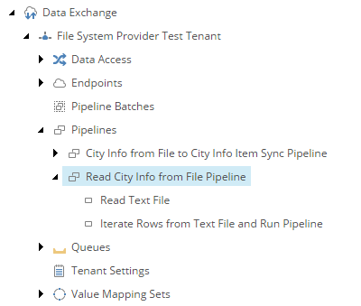 7 16  Add Pipeline Step to Iterate Data from Source — Data